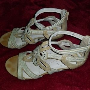 best loved 0bda8 2cd5f Shoes - Sandalia Plataforma
